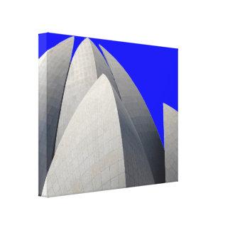 lotus sails canvas