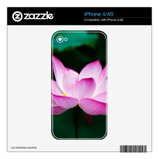 lotus skin for iPhone 4S