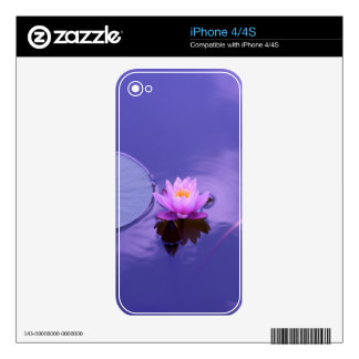 lotus skin for the iPhone 4