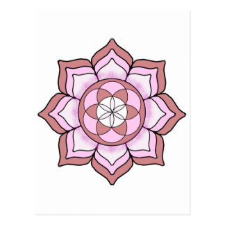Lotus subió tarjetas postales