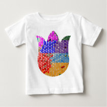 LOTUS : Symbol of Peace and Purity Baby T-Shirt