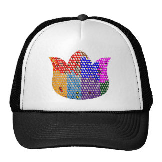 LOTUS : Symbol of Peace and Purity Trucker Hat