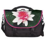 Lotus - técnicas mixtas bolsas de portatil