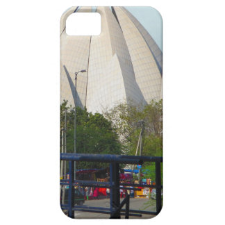 Lotus Temple New Delhi India Bahá'í House Worship iPhone SE/5/5s Case