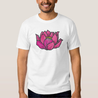 "lotus, ""The mind is everything. What you think ... T-shirt"
