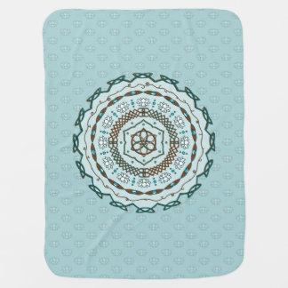 Lotus Weave Baby Blanket