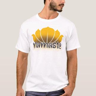 Lotus Yellow T-Shirt