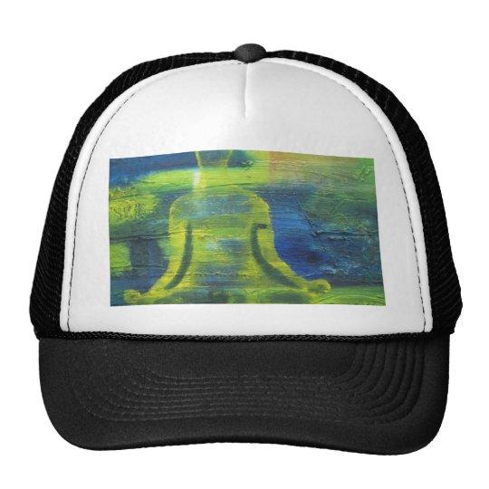 Lotus Yoga Pose Original Health Exercise Modern Trucker Hat