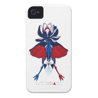 LOTUSCR△NE FUNDA PARA iPhone 4 DE Case-Mate