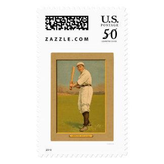 Lou Criger Yankees Baseball 1911 Postage