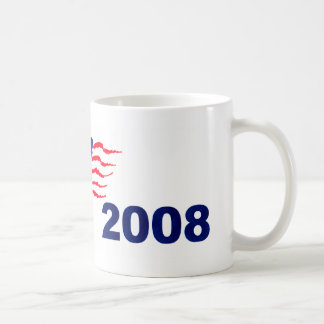 Lou dobbs 2008 coffee mug