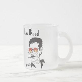 Lou Reed caricature Mug