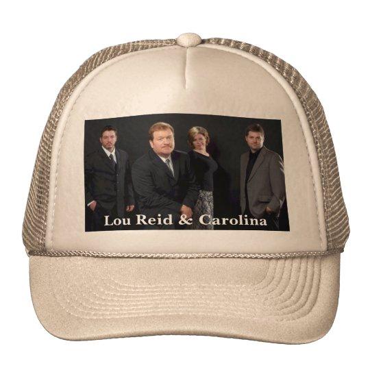 Lou Reid & Carolina hat