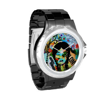 Loud and Proud PTBS Watch Wrist Watches