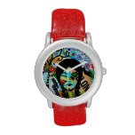 Loud and Proud PTBS Watch Wristwatch