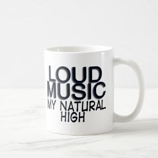 Loud Music Coffee Mug