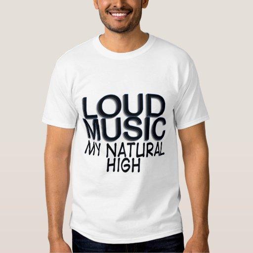 Loud Music Shirts