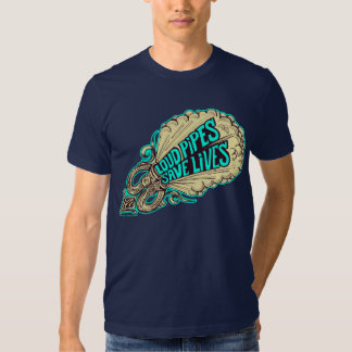 Loud Pipes Save Lives T Shirts