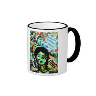 Loud & Proud SSC By Prisarts Ringer Mug