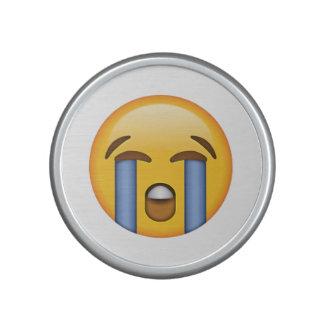Loudly Crying Face - Emoji Speaker