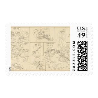 Loudon, Warner Stamp