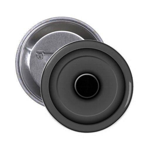 Loudspeaker 2 Inch Round Button