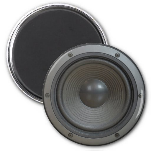 Loudspeaker boxes magnets