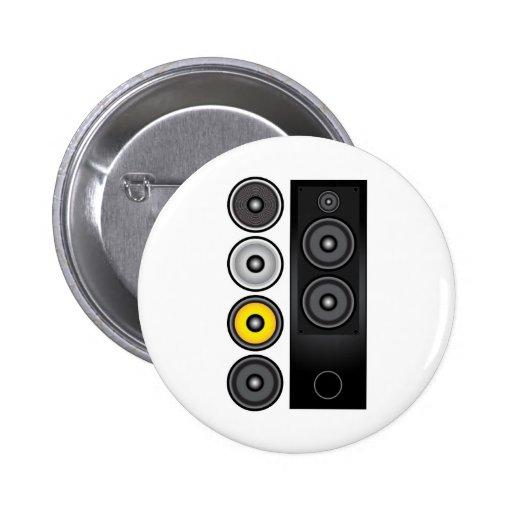 Loudspeaker Pin