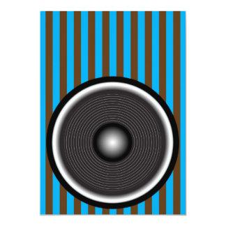 Loudspeaker Card