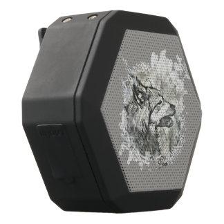 Loudspeaker head of Lpseb wolf Black Bluetooth Speaker