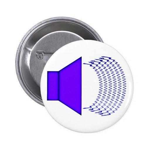 Loudspeaker more speaker pin