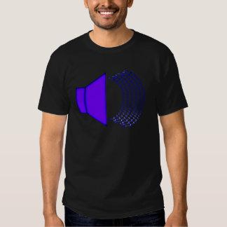 Loudspeaker more speaker shirt