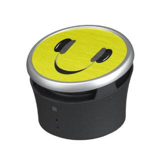 Loudspeaker Smiley musician Bluetooth Speaker
