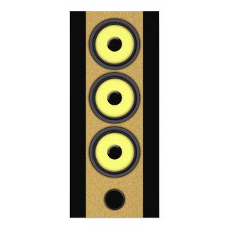 Loudspeaker System Card