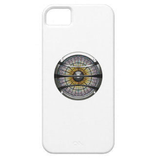 Loudspeaker with stained glass window iPhone SE/5/5s case