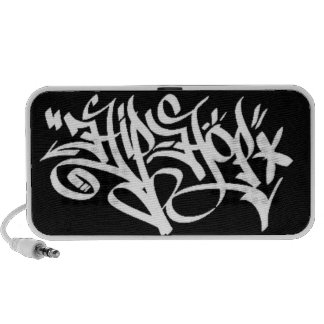 Loudspeakers HIP-HOP Notebook Speakers