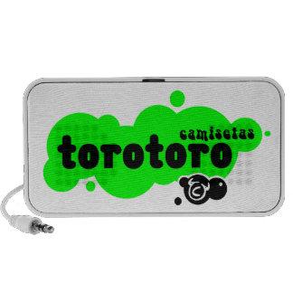 Loudspeakers torotoro speaker system