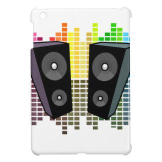 Loudspeakers - transparen cover for the iPad mini