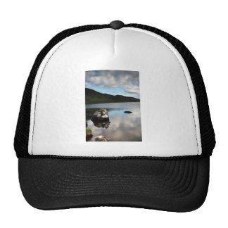 Lough Easky, Sligo, Ireland Theme Trucker Hat