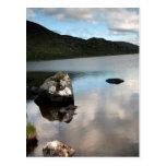 Lough Easky, Sligo, Ireland Theme Postcard