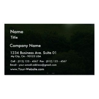 Lough Gill Business Card Template