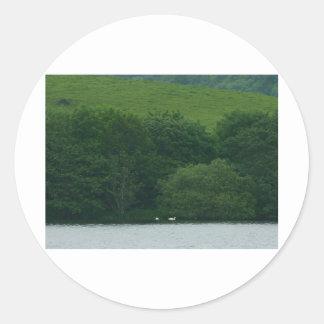 Lough Gill Classic Round Sticker