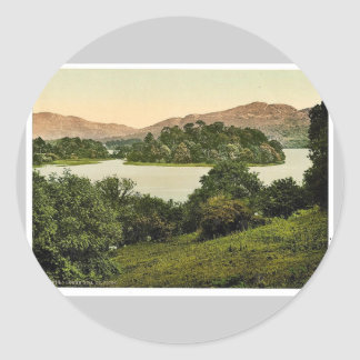 Lough Gill. Co. Sligo, Ireland magnificent Photoch Stickers
