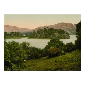 Lough Gill, County Sligo Poster
