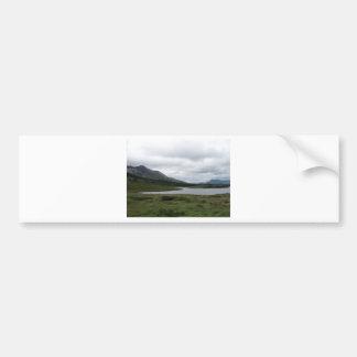 Lough Inagh Bumper Sticker