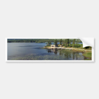 Lough Inagh Valley Bumper Sticker
