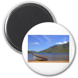 Lough Na Fooey 2 Inch Round Magnet