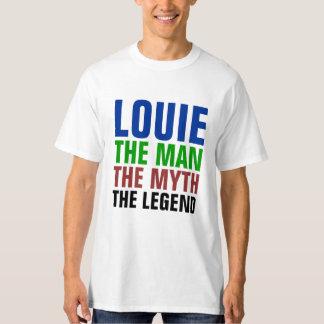 Louie the man, the myth, the legend T-Shirt