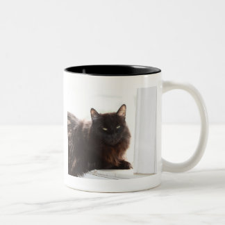 Louie Two-Tone Coffee Mug
