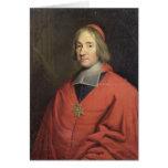 Louis-Antoine de Noailles  Archbishop of Paris Card